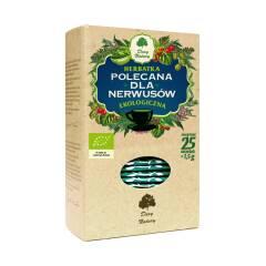 Herbatka dla nerwusów expres Dary Natury