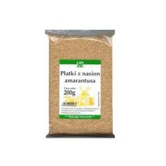 Płatki z nasion amarantusa 200g Radix