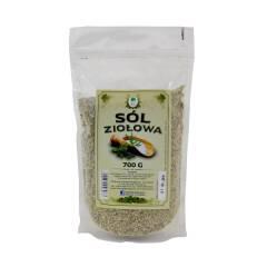 Sól ziołowa 700 g Dary Natury