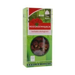 Herbatka rozgrzewająca EKO 50 g Dary Natury