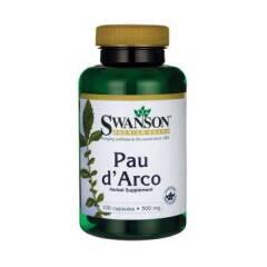 Pau DArco 500mg 100 kaps. Swasnon