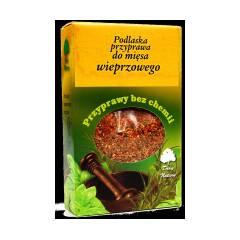 Podlaska przyprawa do mięsa wieprzowego 50 g Dary Natury