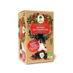 Herbata bomba witaminowa piramidki EKO 15x3 g Dary Natury