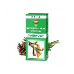 Olejek eteryczny świerkowy naturalny 10 ml Etja