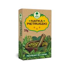 Natka Pietruszki 20 g Dary Natury