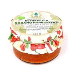 Pasta różano-paprykowa ostra 200 g Dary Natury