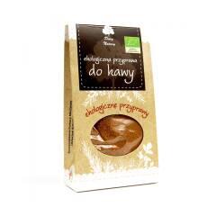 Przyprawa do kawy EKO 50 g Dary Natury