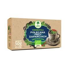 Herbatka polecana przy zaparciach EKO 50 g Dary Natury