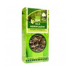 Herbatka ziołowa Dla Nerwusów Eko 50g Dary Natury