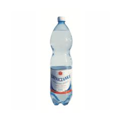 Woda Kryniczanka mineralizowana Gazowana 1,5l Kryniczanka