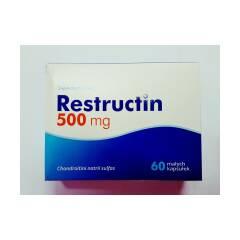Restructin 500 mg 60 kapsułek Aliness