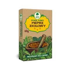 Pieprz ziołowy 60 g Dary Natury