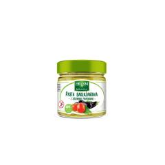 Pasta bakłażanowa z suszonymi pomidorami 190 g Helcom