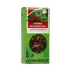 Herbatka Bomba witaminowa 100 g Dary Natury