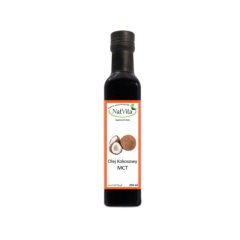 Olej MCT z kokosa 250 ml NatVita