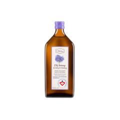 Olej lniany do diety dr Budwig 500 ml Ol'Vita
