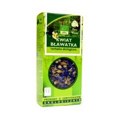 Herbatka Kwiat Bławatka EKO 25 g Dary Natury