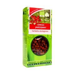 Herbata Owoc Jarzębiny EKO 50 g Dary Natury
