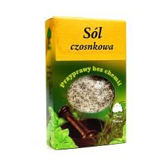Sól czosnkowa 90 g Dary Natury