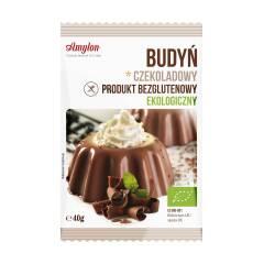 Budyń czekoladowy BIO 40 g Amylon BG