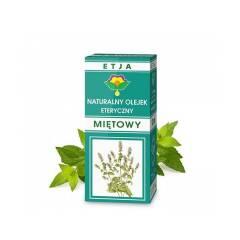 Olejek eteryczny miętowy naturalny 10 ml Etja