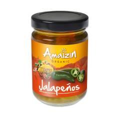 Papryczki Jalapenos w zalewie BIO 150 g Amazin