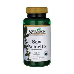 Saw palmetto 540mg 100 kaps Swanson