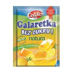 Galaretka cytrynowa bez cukru 14 g Celiko