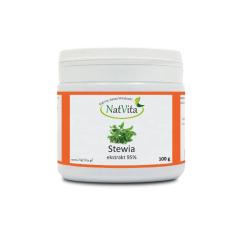 Stewia ekstrakt 95% 25 g NatVita